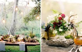 Best Natural Wedding Centerpieces Wedding Centerpieces With Natural Elements