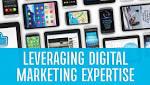 Leveraging digital marketing expertise