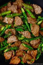 quick black pepper pork just a taste