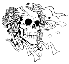 Creepy Coloring Pages Print Really Scary Halloween Coloring Pages