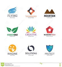Free Abstract Logo Design Abstract Logo Design Stock Vector Illustration Of Marketing