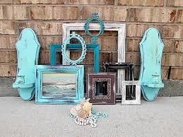 Turquoise Decorative Accessories Decorations Turquoise Home Decor Wall Accessories Image 23