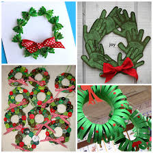 christmas-wreath-crafts-for-kids