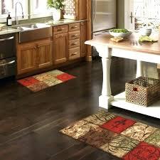 red kitchen rugs orange inspiring awesome rug sets floor mats burnt orange kitchen rugs