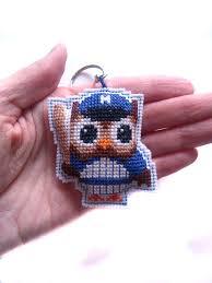 Keychain <b>baseball</b> gift Cute <b>owl</b> keychain Boyfriend keychain men ...
