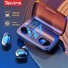 Tecsire <b>A16 TWS</b> Bluetooth Earphone True <b>Wireless</b> Earbuds ...