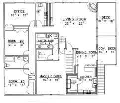 3 car garage with 3 or 4 bedroom apartment above. by meagan