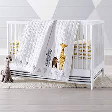 savanna safari crib bedding crate and