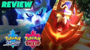 Pokemon Sword And Shield Review - YouTube