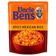 image 1 of uncle bens microwave y mexican rice 250g