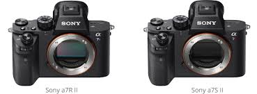 Sony Alpha Comparison Chart Sonys Full Frame Mirrorless Lineup Which A7 A9 Is Right
