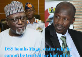 Image result for images of EFCC AND DSS