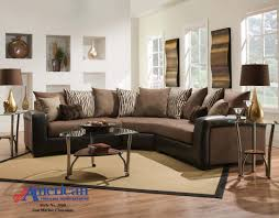 american furniture pc sectional living room set by san marino chocolateduncan chocolate cool flush mounted ceiling fan bined with red window curtains plus zebr zebra living room se