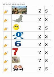 Short vowels, long vowels, consonant blends/digraphs, and advanced phonics sounds. S And Z Sounds Worksheets Favourite S Z Iz Sounds Esl Worksheet By Avatarda Printable Worksheets Design