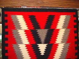 Antique navajo rugs Native American Len Woods Indian Territory How To Display Navajo Rugs