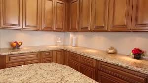 Maple Glaze Kitchen Cabinets Summit Cabinets Youtube