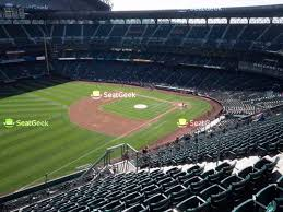 Safeco Seating Chart T Mobile Park Seating Chart Map Seatgeek