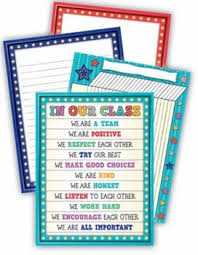 Classroom Management Chart Marquee Classroom Management Chart Set
