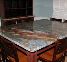 custom stone tables