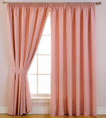 Pink Curtains For Girls Bedroom Rose Pink Curtains Curtain Blog