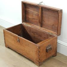 rustic wooden chest trunk blanket box vintage coffee table in home sea tables ba4500e7216444b7df79046f5c3