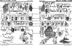 general motorsfwd 4t65e transmission parts Allison 2000 Parts Diagram Allison 2000 Parts Diagram #87 allison 2000 parts list