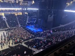 Fiserv Forum Section 222 Concert Seating Rateyourseats Com