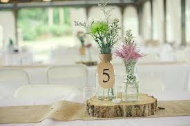 cool simple centerpiece elegant rustic wedding real photo 1 for round table baby shower christma birthday party reception rehearsal dinner