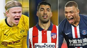 Sep 07, 2020 · mbappe took a test on monday morning that returned positive, the fff said, and was then isolated from the french national team. Bundesliga Erling Haaland Over Kylian Mbappe Atletico Madrid Forward Luis Suarez