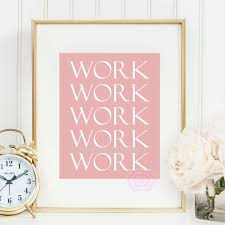 cubicle office decor pink. Cute Office Decor Pink Work Quote By PrintsbyPhetssy Cubicle