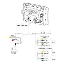 lowrance hook x transducer marine electronics hook 7 con