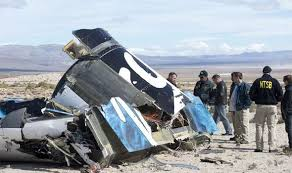 Image result for virgin galactic spaceship two accident
