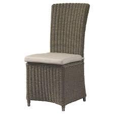padma s plantation outdoor nico dining chair in kubu grey
