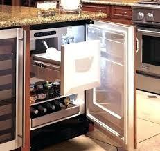 under cabinet ice maker. Kitchenaid Ice Maker Undercounter Built In Under Cabinet A