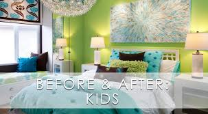 Kids Girls Bedroom Stylish Transitional Kids Girls Bedroom Before And After Robeson