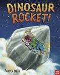 Image result for dinosaurs in a rocket