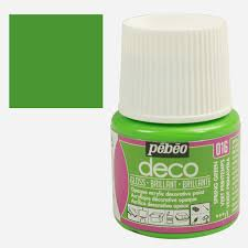Pebeo Deco Gloss Acrylic Paint 45ml Spring Green