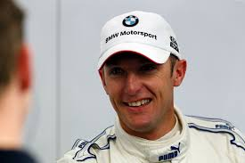 Foto: Estoril, 24. Februa 2012. BMW Motorsport. BMW M3 DTM Test. Joey Hand (US) BMW Werksfahrer. (vergrößert) - joey_hand_p90092070-a