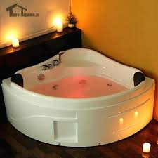 two person bathtub whirlpool massage 2 person bathtub hot tub wall corner acrylic triangular sap tub two person bathtub two person bathtub architecture 2