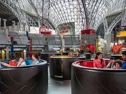 Ferrari world is a 150,000 m² building in ferrari colours with a futuristic design. Abu Dhabi S Ferrari World Theme Park