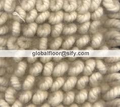 gff 10025 loop wool gy rugs dark natural colour