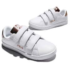 fila for women. fila c905r heritage footwear strap white gold leather women shoes sneakers for