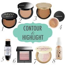 s for contouring and highlighting how to highlight contour makeup