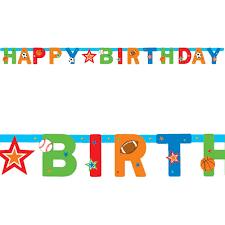 Birthday Letter Banner Ps02