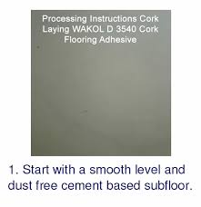 how to lay cork flooring diy laying cork tiles how to install cork floor