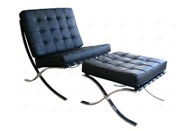 Barcelona Chair Style Mies Van Der Rohe Chair Cantilever Chair By Mies Van Der Rohe