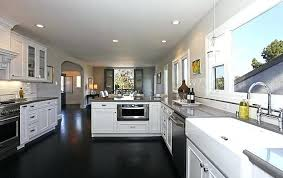 dark hardwood floors kitchen white cabinets. Dark Wood Floors In Kitchen White Cabinets Hardwood With D