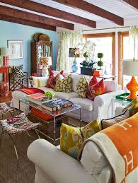 eclectic home design. house tour: at home with designer christian siriano eclectic design v