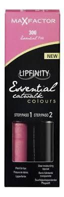 <b>Стойкая губная помада и</b> увлажняющий блеск Lipfinity Essential ...