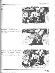 1983 1987 honda xl600r dual sport motorcycle service manual 1983 1987 honda xl600r service manual page 2